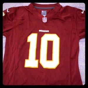 Kids RG3 Jersey and Men's Kirk Cousins Tee
